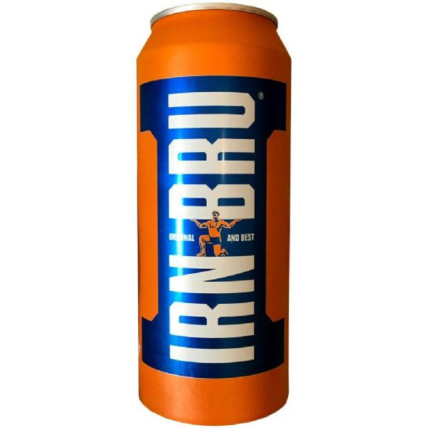 Barr Irn Bru 500ml Can (UK)
